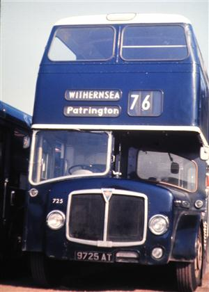 725, AEC Bridgemaster 9725 AT